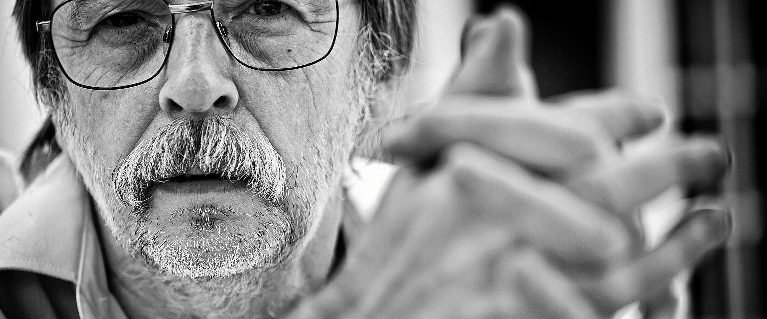Prof. Zbigniew Mikołejko (fot. Adam Kozak/AG)