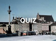 Ile wiecie o Polsce? Chyba niewiele, skoro średnia to tylko 8/13. Osiągniesz lepszy wynik?
