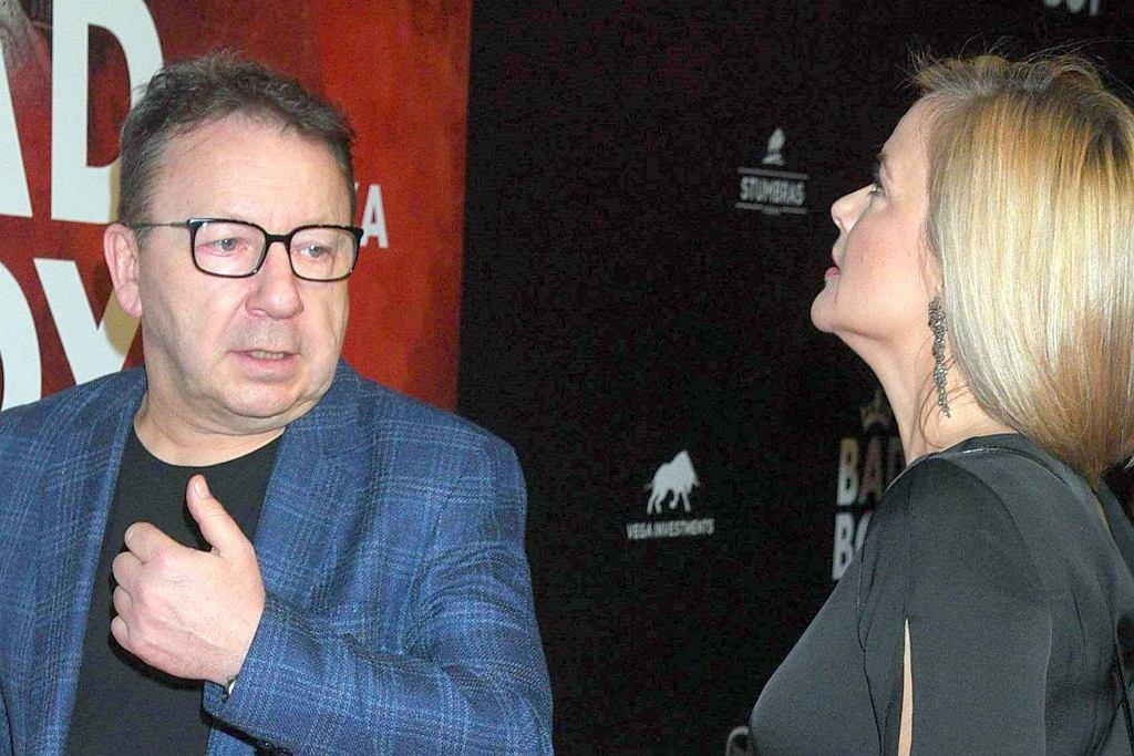 Zbigniew Zamachowski, Monika Zamachowska