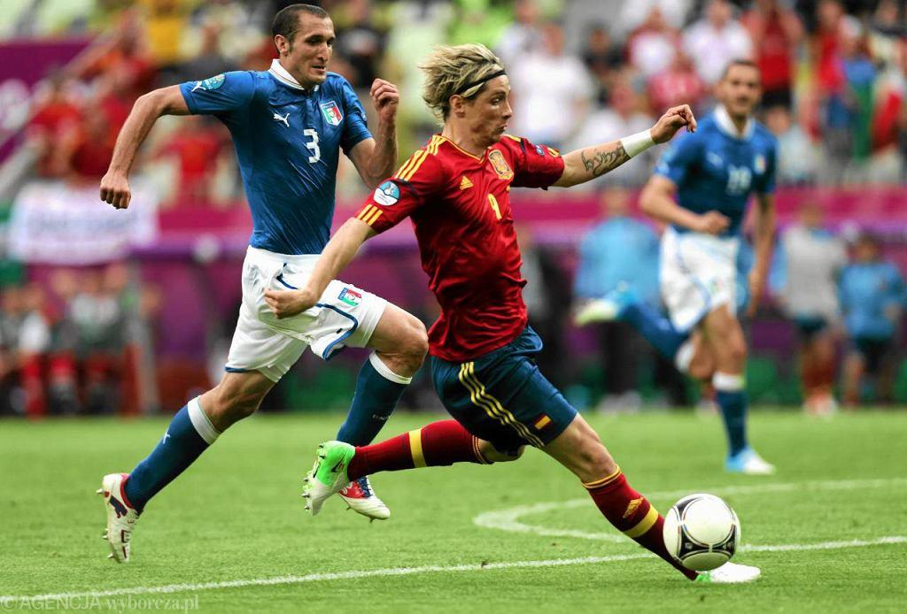 Fernando Torres mógł dać Hiszpanom wygraną