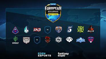 Zespoły, które zagrają w trzecim sezonie European Development Championship