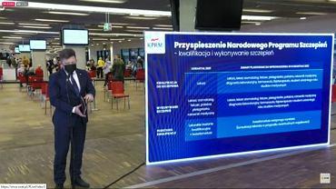 Konferencja w sprawie przyspieszenia Narodowego Programu Szczepień