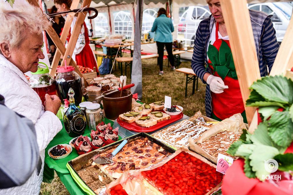 Festiwal truskawki w Chmielnie