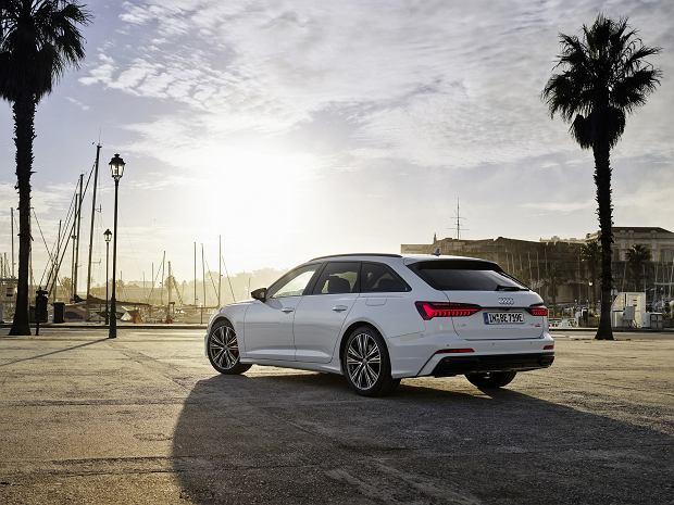 Audi A6 Avant 55 TFSI e quattro. Do oferty dołącza hybrydowe kombi