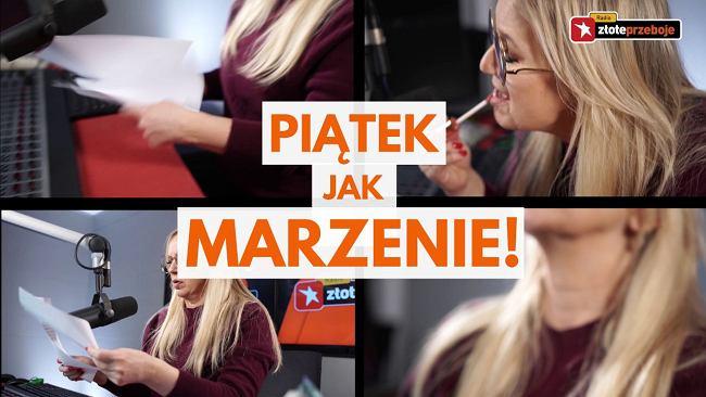 """""""Piątek jak marzenie"""" w Radiu Złote Przeboje"""