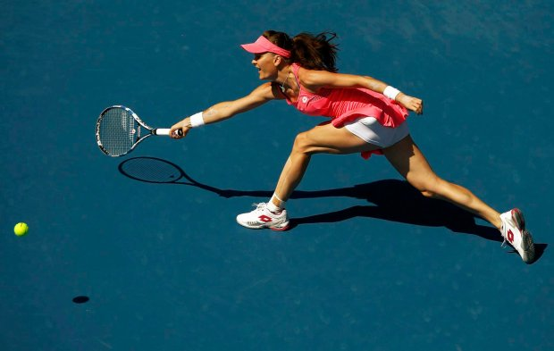 WTA Doha. Agnieszka Radwańska - Carla Suarez Navarro LIVE: Relacja NA ŻYWO [WYNIK]