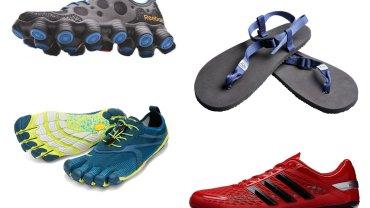 Najdziwniejsze buty do biegania