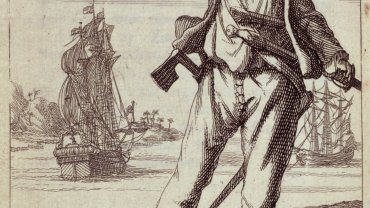Anne Bonny, najsłynniejsza piratka Karaibów, trafiła na statek w męskim przebraniu. W Port Royal podczas procesu pirackiej załogi uniknęła stryczka, gdy oświadczyła, że jest w ciąży.
