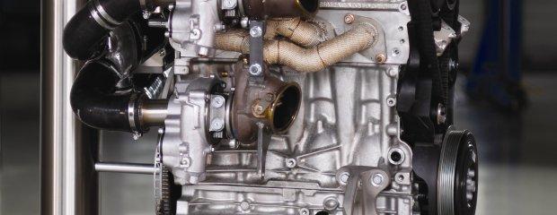 Dwulitrowy silnik Volvo o mocy 450 KM!