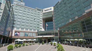 Hotel 'Radisson Blu' w Szczecinie