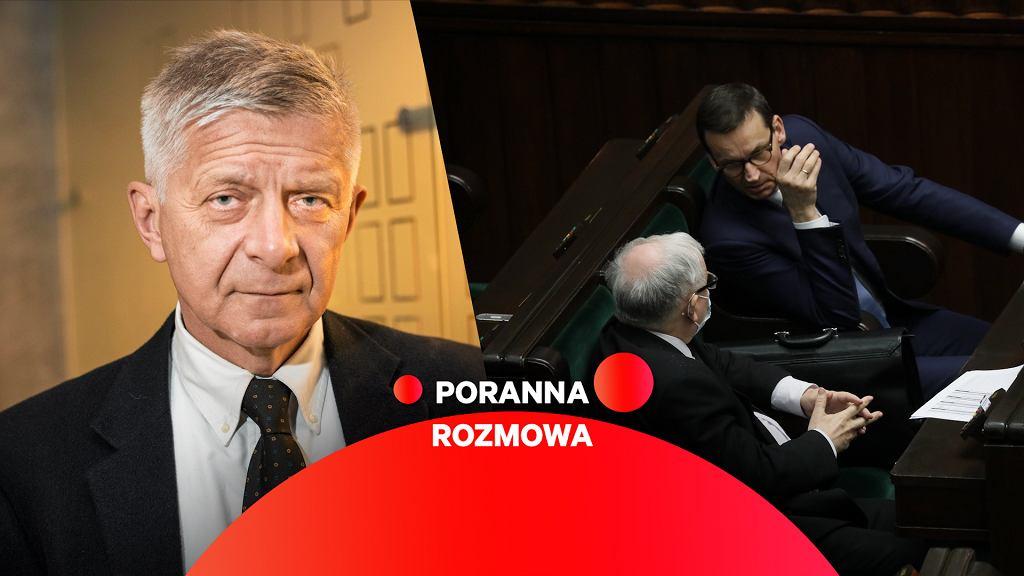 Poranna rozmowa Gazeta.pl. Gościem europoseł KE Marek Belka