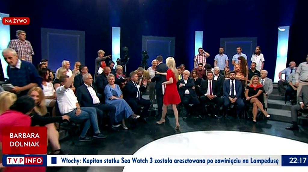 'Studio Polska' w TVP Info, 29.06.2019