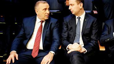 Grzegorz Schetyna i Władysław Kosiniak - Kamysz