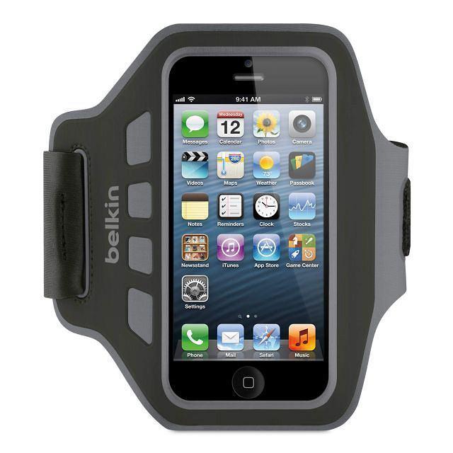 Model Pro-Fit Armband zmieści najnowszy model Iphone'a 5, ale może też być wykorzystany na inne smart phony
