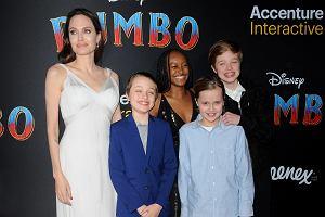 Dziecko Angeliny Jolie i Brada Pitta przechodzi tranformację płciową. Przybrało męskie imię