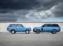 Range Rover świętuje 50. urodziny specjalną edycją limitowaną. Powstanie 1970 sztuk