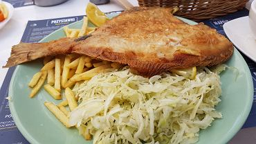 $Fish,And,Chips,In,Sopot,Beach,Poland