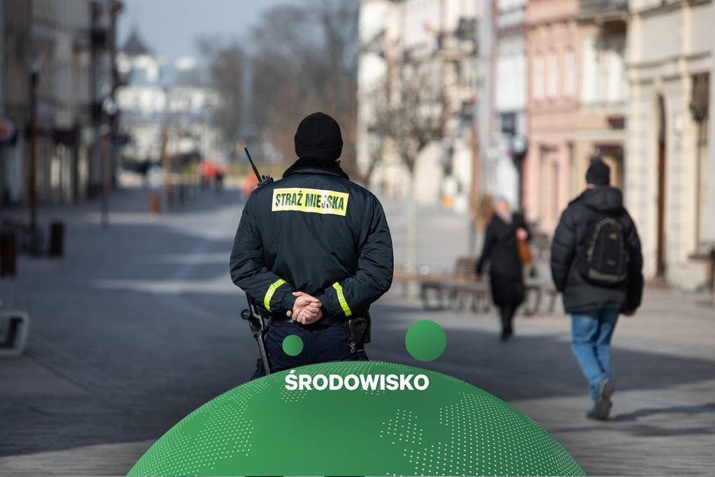 Straż Miejska dostała nowe uprawnienia w zakresie karania