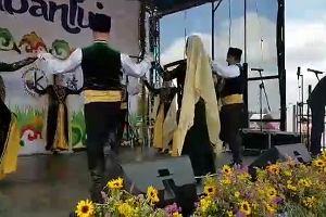 Tatarski taniec z Krymu