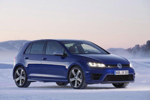 VW Golf R | Będzie wersja Evo