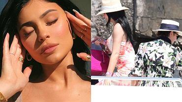 Kylie Jenner na wakacjach