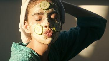 Maseczka na twarz z ogórka - poznaj przepis