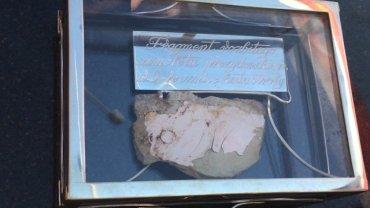 Fragment Tupolewa w Kościerzynie