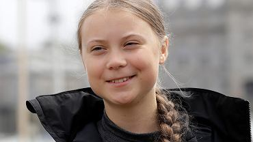 APTOPIX Britain Greta Thunberg