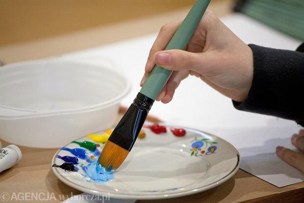 Zdjęcie numer 4 w galerii - W Gdyni odbyły się egzaminy wstępne do Liceum Sztuk Plastycznych [ZDJĘCIA]