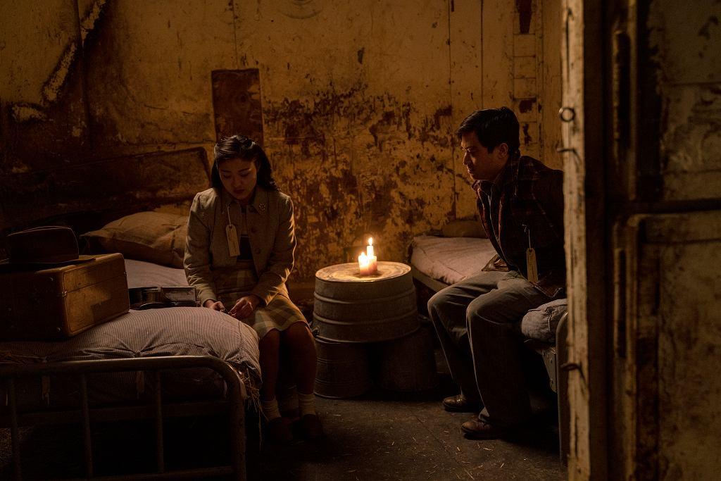 Derek Mio jako Chester Nakayama, Miki Ishikawa jako Amy Yoshida-