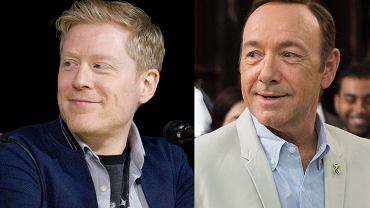 Anthony Rapp i Kevin Spacey
