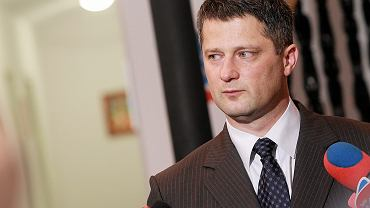 Mateusz Dzieduszycki, rzecznik kurii warszawsko-praskiej