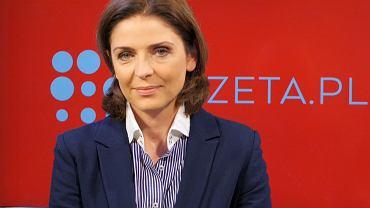 Joanna Mucha posłanka PO