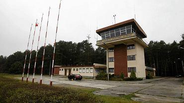 Lotnisko w Szymanach, gdzie miały lądować samoloty przewożące więźniów CIA