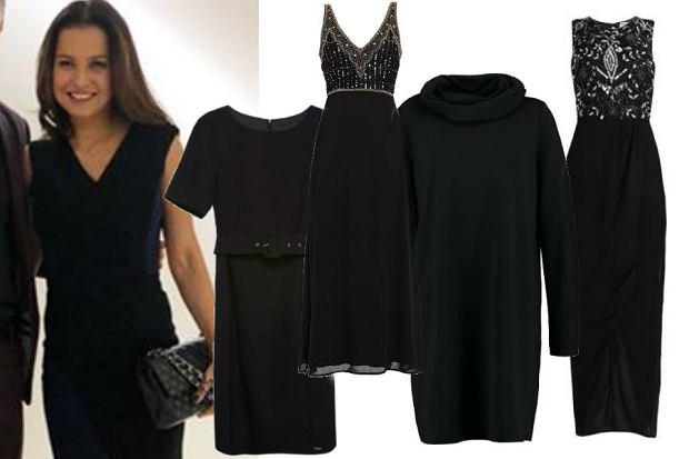 modne małe czarne w niskich cenach