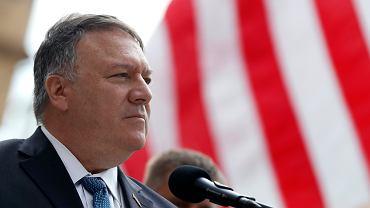 Mike Pompeo obiecuje, że Stany Zjednoczone zareagują na wydarzenia na Białorusi