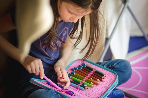 """Kompletujemy wyprawkę szkolną. Ile zapłacimy za komplet do 1 klasy? """"340 złotych za te wszystkie kolorowe papiery i zeszyty"""""""
