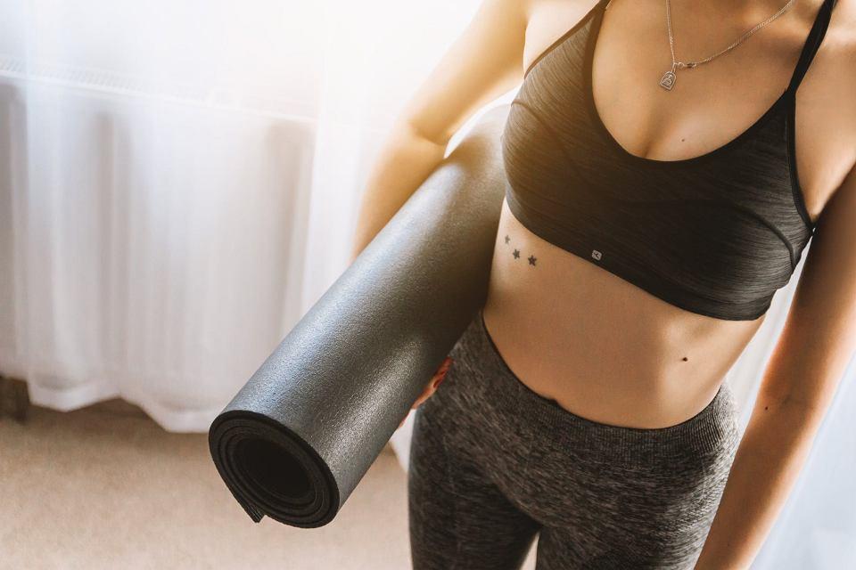 Niezbędnik dla ćwiczących w domu
