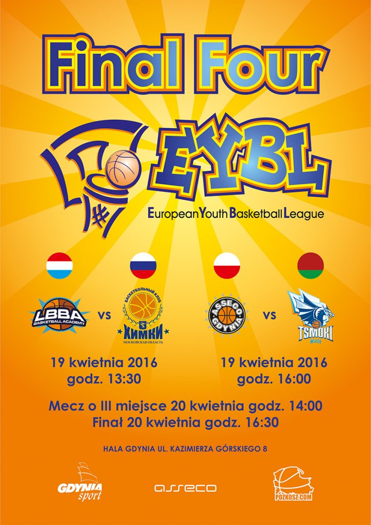 European Youth Basketball League