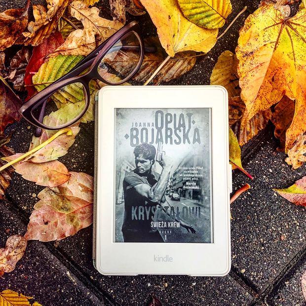 Książka 'Kryształowi. Świeża krew' w ebooku