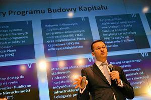 Wicepremier Morawiecki wygrał z resortem pracy. Pieniądze z OFE pójdą na nasze konta