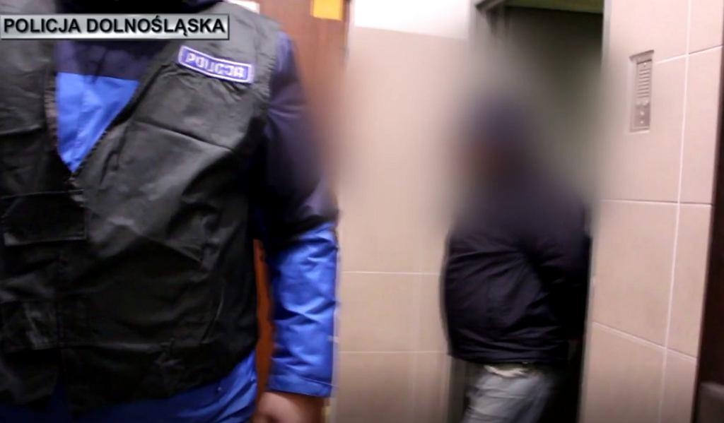 Podejrzany o posiadanie pornografii dziecięcej aresztowany