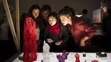 Wystawa 'Power to the people' poświęcona masowej personalizacji i drukowi 3D, Festiwal Przemiany 2013