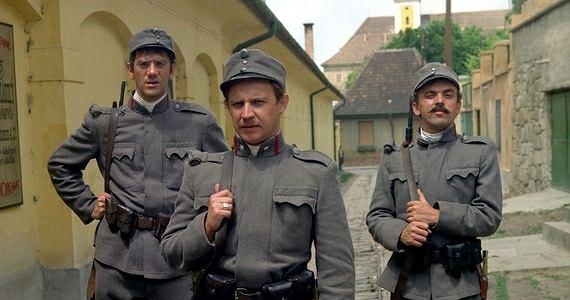 bohaterowie filmu 'C.K. Dezerterzy'
