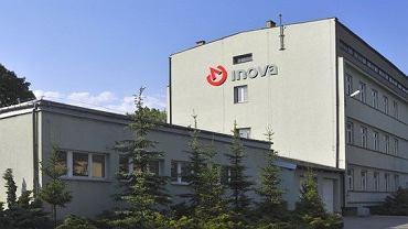 Siedziba spółki Inova
