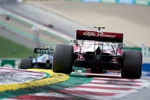 Gdzie obejrzeć GP Włoch? Kubica znów startuje w Formule 1