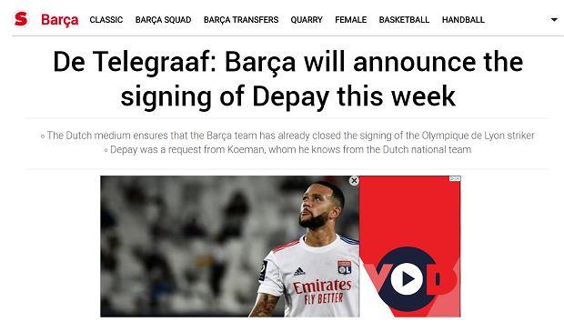 FC Barcelona dopina szczegóły hitowego transferu. Znamy kwotę