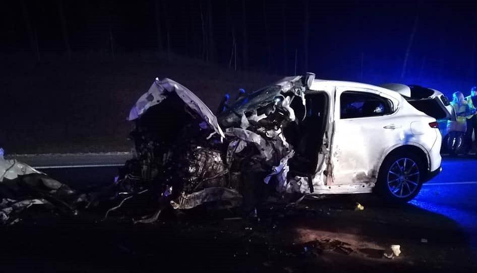 Śmiertelny wypadek na trasie S8 koło Sycowa