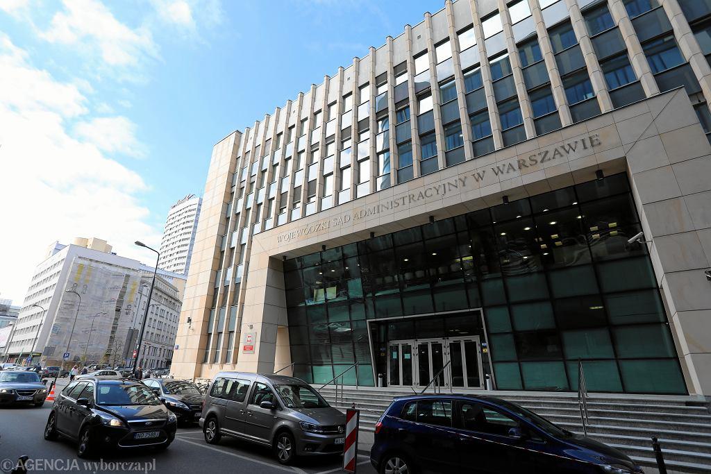 Naczelny Sąd Administracyjny w Warszawie