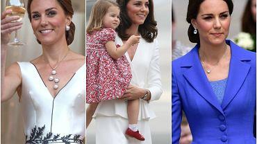 Księżna Kate w Polsce - co wiemy o jej stylizacjach? Czego nie włożyła, a mogła?